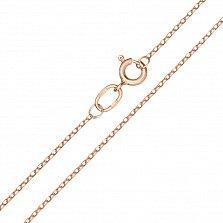 Золотая цепочка-якорка Инали, 1,2мм