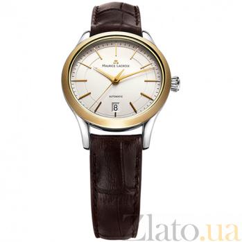 Часы Maurice Lacroix коллекции Les Classiques Ladies date automatique MLX--LC6016-YS101-130