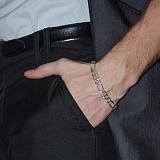 Браслет из серебра Высокая Мода