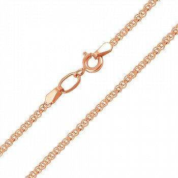 Ланцюжок в червоному золоті 000115640
