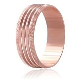 Серебряное кольцо Мэриленд