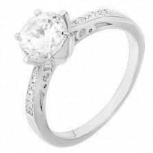 Серебряное кольцо Симона