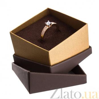 Брендовая упаковка Zlato для колец размерами 50х50мм 5х5