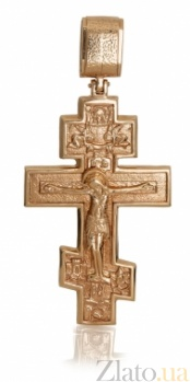 Золотой крест Святослав 000030112