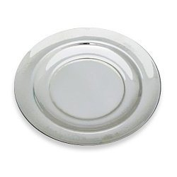 Серебряное блюдце Лунный свет 000043540
