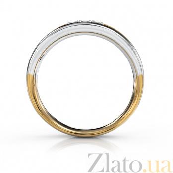 Золотое кольцо с бриллиантами Таинство VLA--11670