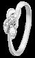 Серебряное кольцо с фианитами Фиренз 000025783
