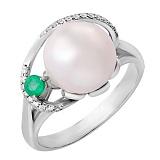 Серебряное кольцо Эврика