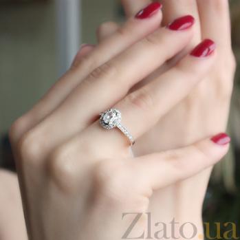Золотое кольцо Кирина с бриллиантами 000045915
