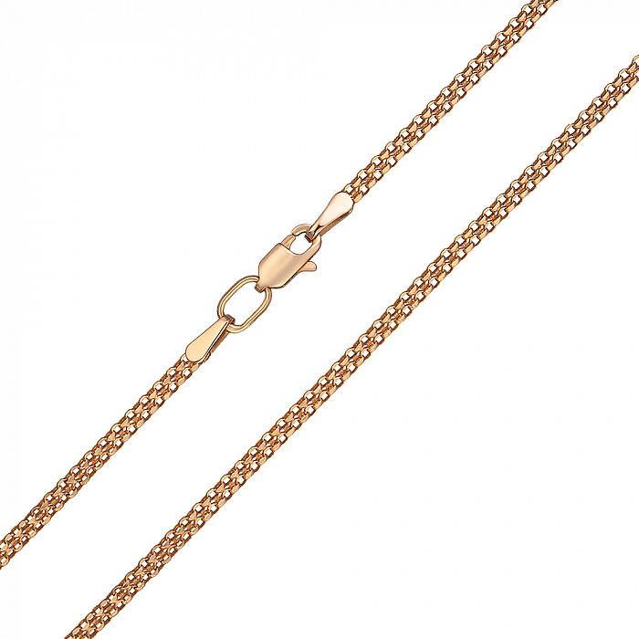 Цепочка из красного золота Ливадия  000078588