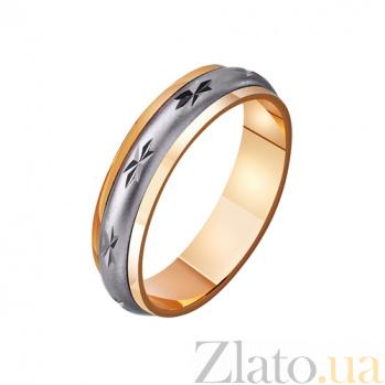 Золотое обручальное кольцо Саманта TRF--421190