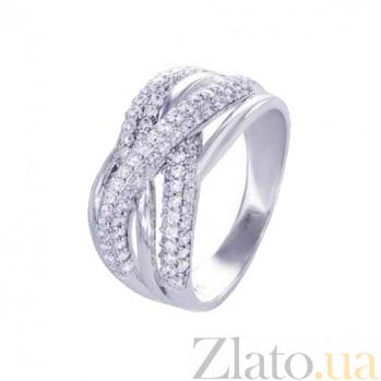 Женское кольцо из серебра  AQA--XJR-0151-2