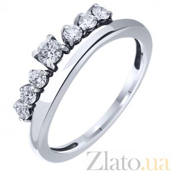 Кольцо из белого золота с бриллиантами Семь желаний AUR--31167 64 Б