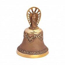 Маленький бронзовый колокольчик Почаевская Лавра