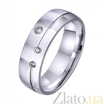 Золотое обручальное кольцо Beautiful life TRF--4221749