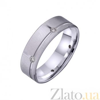 Золотое обручальное кольцо Архитектура счастья TRF--422333