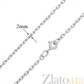 Серебряная цепочка Имидж HUF--10326 0607-Р