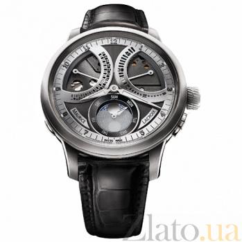 Часы Maurice Lacroix коллекции Lune Rétrograde  MLX--MP7278-SS001-320