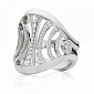 Кольцо Argile-F с бриллиантами R-ArF-W-10d