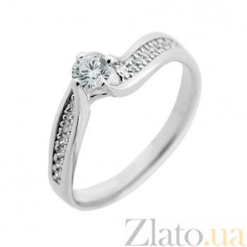 Золотое кольцо с бриллиантами Джудита VLA--14669