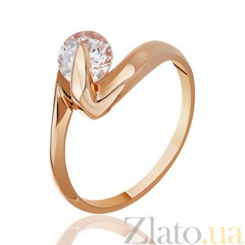 Золотое кольцо Лиана EDM--КД082