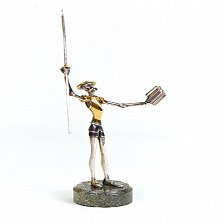 Серебряная статуэтка Дон Кихот