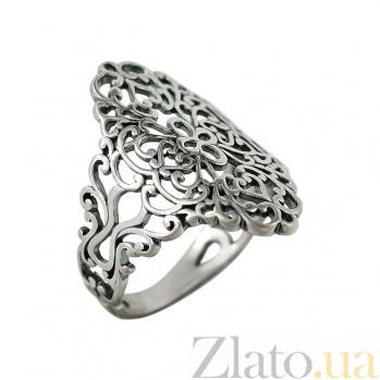 Серебряное кольцо Виртуозная игра 000026552