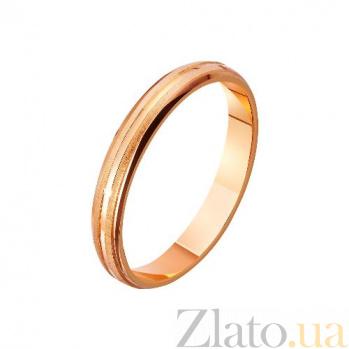 Золотое обручальное кольцо Благополучная семья TRF--4111220
