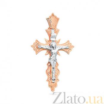 Золотой крестик Сила духа SUF--501571кб