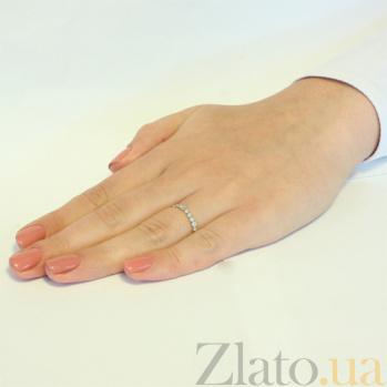 Кольцо из белого золота Мюриел SUF--140645б