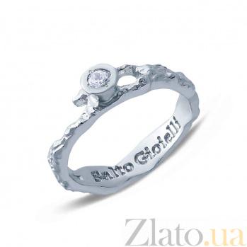 Серебряное кольцо  000015619