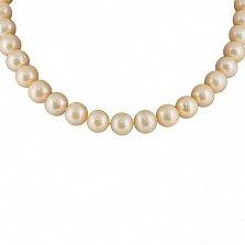 Ожерелье Каллисто с розовыми жемчужинами