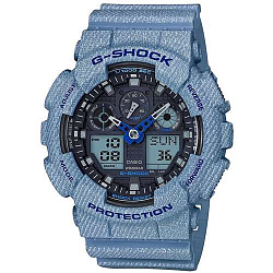 Часы наручные Casio G-shock GA-100DE-2AER 000086191
