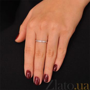 Золотое кольцо с бриллиантами Дорога к счастью EDM--КД7456/1