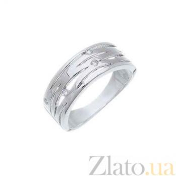 Кольцо серебряное декоративное AQA--XJR-0201
