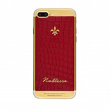 Apple iPhone 7 (32GB) Noblesse Swiss Red Croco