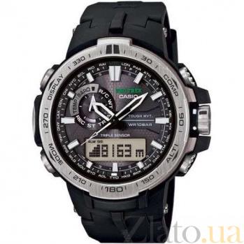 Часы наручные Casio Pro trek PRW-6000-1ER 000084342
