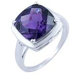 Серебряное кольцо Марица с александритом