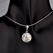 Серебряная ладанка Святая Матрона