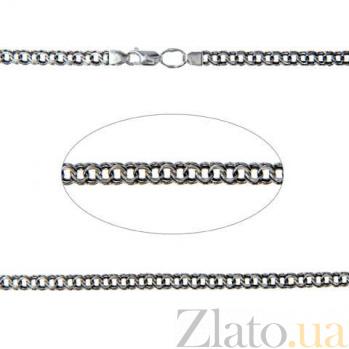 Цепочка серебряная мужская AQA--1112