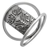 Серебряное кольцо Оберіг