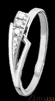Кольцо из серебра с цирконием Ребекка 000025772