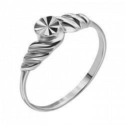 Кольцо из серебра 000025855