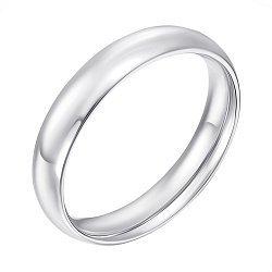 Обручальное кольцо из белого золота 000121436
