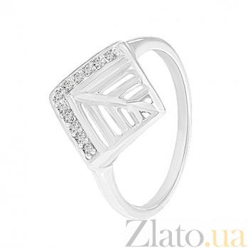 Серебряное кольцо Императрица 10000142