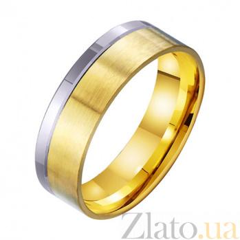 Золотое обручальное кольцо Только Ты и Я TRF--4511753