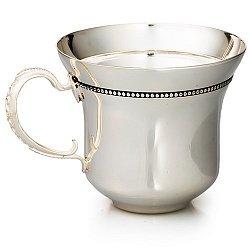 Серебряная кофейная чашка, 100мл 000047748