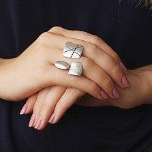 Серебряное кольцо Интрига