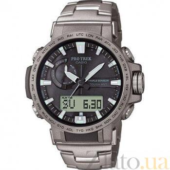 Часы наручные Casio Pro trek PRW-60T-7AER 000097732