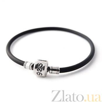 Каучуковый браслет для бусин AQA--925к